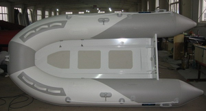 CE Aluminum Hull Rib Boat Rigid Inflatable Boat 310